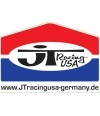 JT Racing Bus Aufkleber 50x36 cm